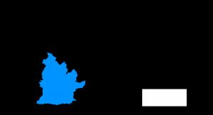 Mapa kraj- NT